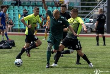 Legendiniais futbolininkais pradžiuginsiantis jubiliejinis Lietuvos mažojo futbolo čempionatas startuoja gegužės 29 d. Prienuose