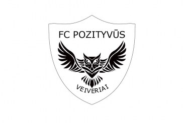"""Futbolo sirgalių dėmesiui! Antradienį Prienų KKSC stadione savo kovas KAFF III lygos pirmenybėse pradeda Veiverių """"Pozityvūs"""" futbolininkai"""