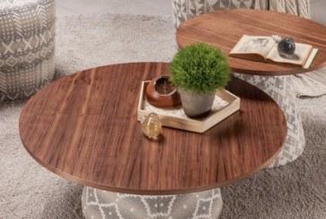 Apvalus ar stačiakampis: koks stalas tinkamas jums?