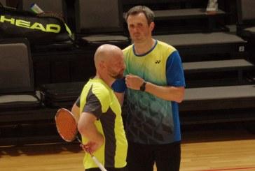 Badmintonas Prienuose (Fotoreportažas)
