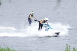 Motorlaivių varžybos (Fotoreportažas)