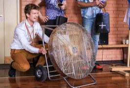 Lietuvos karšto oro balionų čempionatą antrą kartą iš eilės laimėjo Laurynas Komža