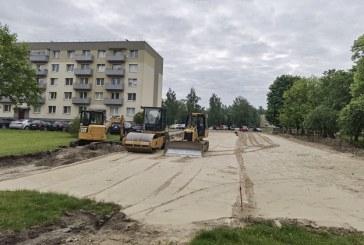 Kelių ir gatvių remontas Prienų rajone