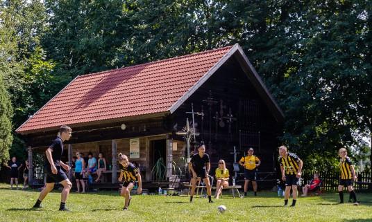 Futbolas muziejuose