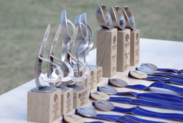 Fotoreportažas iš Europos jaunimo sklandymo čempionato uždarymo ceremonijos Pociūnuose