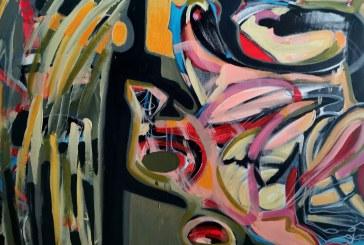 """Palangos galerijoje """"Ramybė"""" ‒ Marijos Gimbutienės šimtmečiui skirta Jurgitos Rancevienės tapybos paroda """"GAIA"""""""