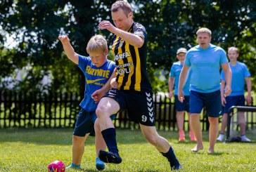 Futbolas kvietė šeimas į Lietuvos muziejus
