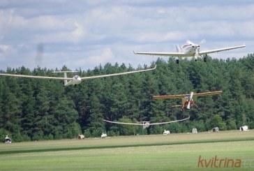 """Europos jaunimo sklandymo čempionate – pratimų """"badas"""", lietuviai neblizga"""