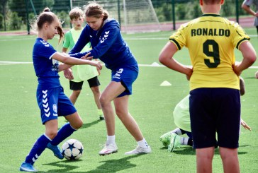 """""""Leisure Leagues"""" futbolo festivalis Prienuose (Fotoreportažas)"""