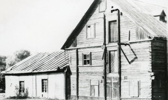 Moderniausias Prienuose Abelzono Tuvėjos malūnas