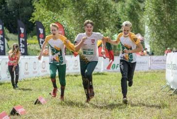 Lietuvos jaunių estafečių komandai – bronzos apdovanojimai Europos orientavimosi sporto čempionate