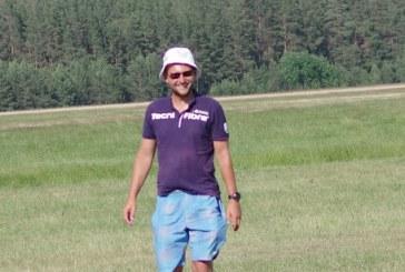 Lietuvos klubinės klasės sklandymo čempionate – Gvido Sabeckio pergalė trečiajame pratime
