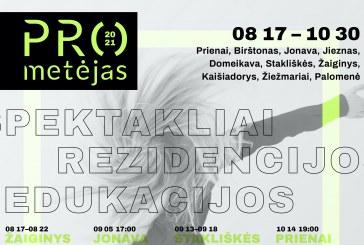 """Festivalis """"PROmetėjas"""" – šiuolaikinio šokio šviesos kelionė (Birštonas, Stakliškės, Jieznas, Prienai ir …..)"""