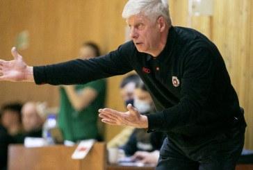 Kraštietis, krepšinio trenerisGintautas Regina po 40 metų darbo su vaikais nusprendė pailsėti