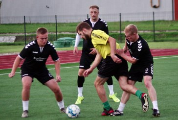 Prienų futbolo čempionatas. I turas (Fotoreportažas)