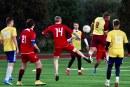 """Ketvirtajame rajono futbolo čempionato ture – lyderių lygiosios, """"Stadiono"""" ir """"Ringio"""" pergalės"""