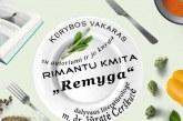 Kūrybos vakaras su Rimantu Kmita