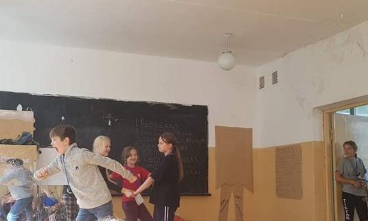 teatro veikla