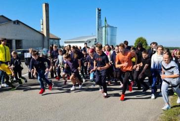 Olimpinė savaitė Išlaužo pagrindinėje mokykloje (Organizatorių nuotraukos)