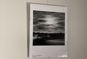 """Stanislovo Žvirgždo fotografijų paroda """"Lietuviški peizažai"""""""