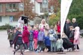 Birštono policija savo profesinę šventę pasitiko mokinių apsuptyje