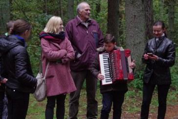 Skambantis miškas (Fotoreportažas)