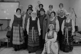 Balbieriškio KLC meno kolektyvai prisistatė visuomenei (Nuotraukos)